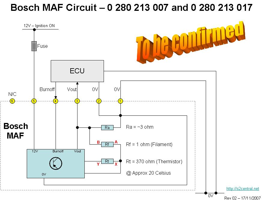 maf wiring diagram online circuit wiring diagram u2022 rh electrobuddha co uk maf sensor wiring diagram siemens maf sensor wiring diagram